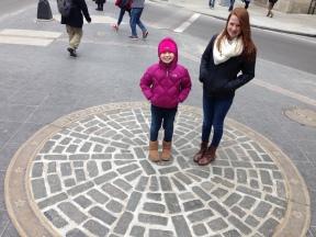 At the Boston Massacre Site