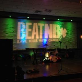 Beat NB's Cure Me I'm Irish Event in Boston