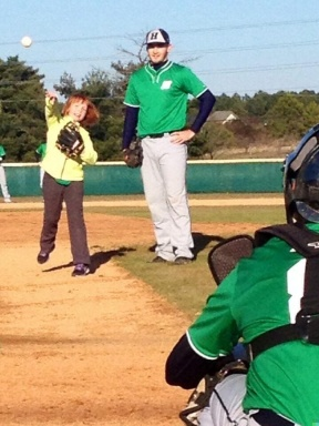 Pitching at the Heritage game